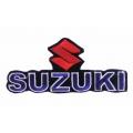 """Нашивка """"Suzuki"""""""