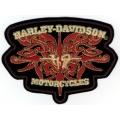 "Нашивка ""Harley Davidson"" 20.5 х 16 см."
