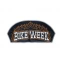 "Нашивка ""Bike Week"" 17 х 8 см."