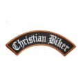 Нашивка Байкер-Христианин
