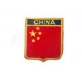 Нашивка флаг Китая
