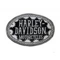 "Нашивка ""Harley Davidson"" 15 х 10 см"