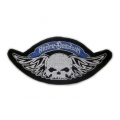 "Нашивка ""Harley Davidson"" 14 х 6,5 см"