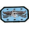 "Нашивка ""Harley Davidson"" 10 х 5.5 см"