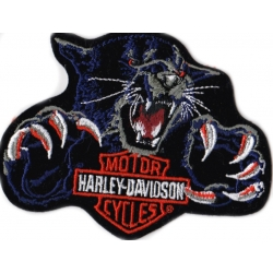 "Нашивка ""Harley Davidson"" 11 х 9 см"