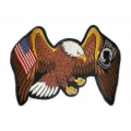 """Нашивка """"Американский Орел"""" 34 х 25 см"""