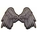 """Нашивка """"Крылья"""" 12,5х8 см."""