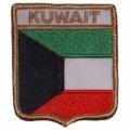 Нашивка флаг Кувейта