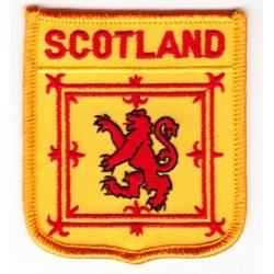 Нашивка флаг Шотландии