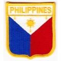 Нашивка флаг Филиппин