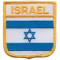 Нашивка флаг Израиля