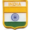 Нашивка флаг Индии