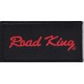 """Нашивка """"Road King"""" 10х5 см."""