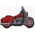 "Нашивка ""Мотоцикл"" 11 х 7 см"