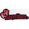 "Нашивка ""easyriders"" 12.5 х 5 см"