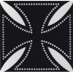 """Нашивка """"Мальтийский крест"""""""