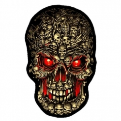 "Нашивка ""Skull made skull""e"