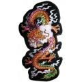 """Нашивка """"Китайский дракон"""""""