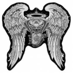 """Нашивка """"Ангел Хранитель"""""""