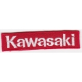 "Нашивка ""Kawasaki"", 8 х 2 см"
