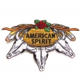 "Нашивка ""American Spirit"" 10Х7 см."