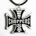 """Подвеска """"West Coast Choppers"""", черная эмаль"""