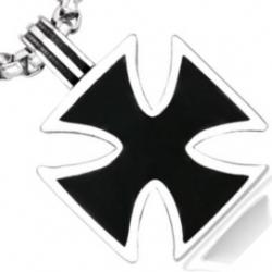 """Подвеска на цепочке """"Железный крест"""""""