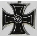 """Подвеска на каучуковом шнурке """"Железный крест"""""""
