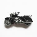 """3D-подвеска """"Черный мотоцикл"""""""