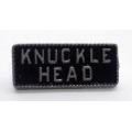 "Значок ""Harley Davidson - knucklehead"""