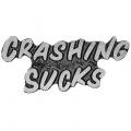 "Значок ""Crashing Sucks"" (пофиг на аварии)"