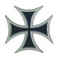 """Значок """"Мальтийский крест"""" 3 х 3 см."""