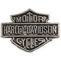 "Значок ""Harley Davidson"" 13 х 9 мм"