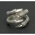 Серебряные перстни и кольца