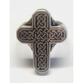 """Серебряный перстень """"Кельтский крест"""""""