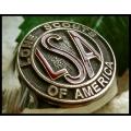 "Перстень ""Lone Scouts of America"""