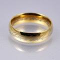 Кольцо всевластия, дает неограниченную власть над миром, цвет золотой