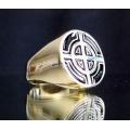 """Перстень """"Кельтский крест"""""""