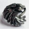 Дамское кольцо с орлом