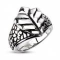 Мужское кольцо SPIKES из нержавеющей стали