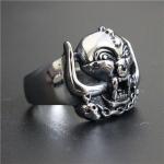 """Массивный перстень """"Motorhead"""""""