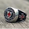 Перстень крестоносца - тамплиера