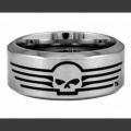 """Стальное кольцо """"Harley Davidson"""""""