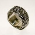 Перстень с крестами Spikes