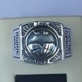 """Перстень """"Разведка"""" из серебра 925 пробы."""