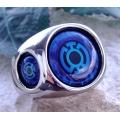 "Перстень ""Blue Lantern"""