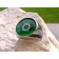 "Перстень ""Green Lantern"""