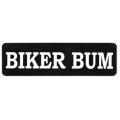 """Виниловый стикер на шлем/мотоцикл """"Байкерская задница"""""""