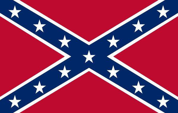 Конфедеративные флаги